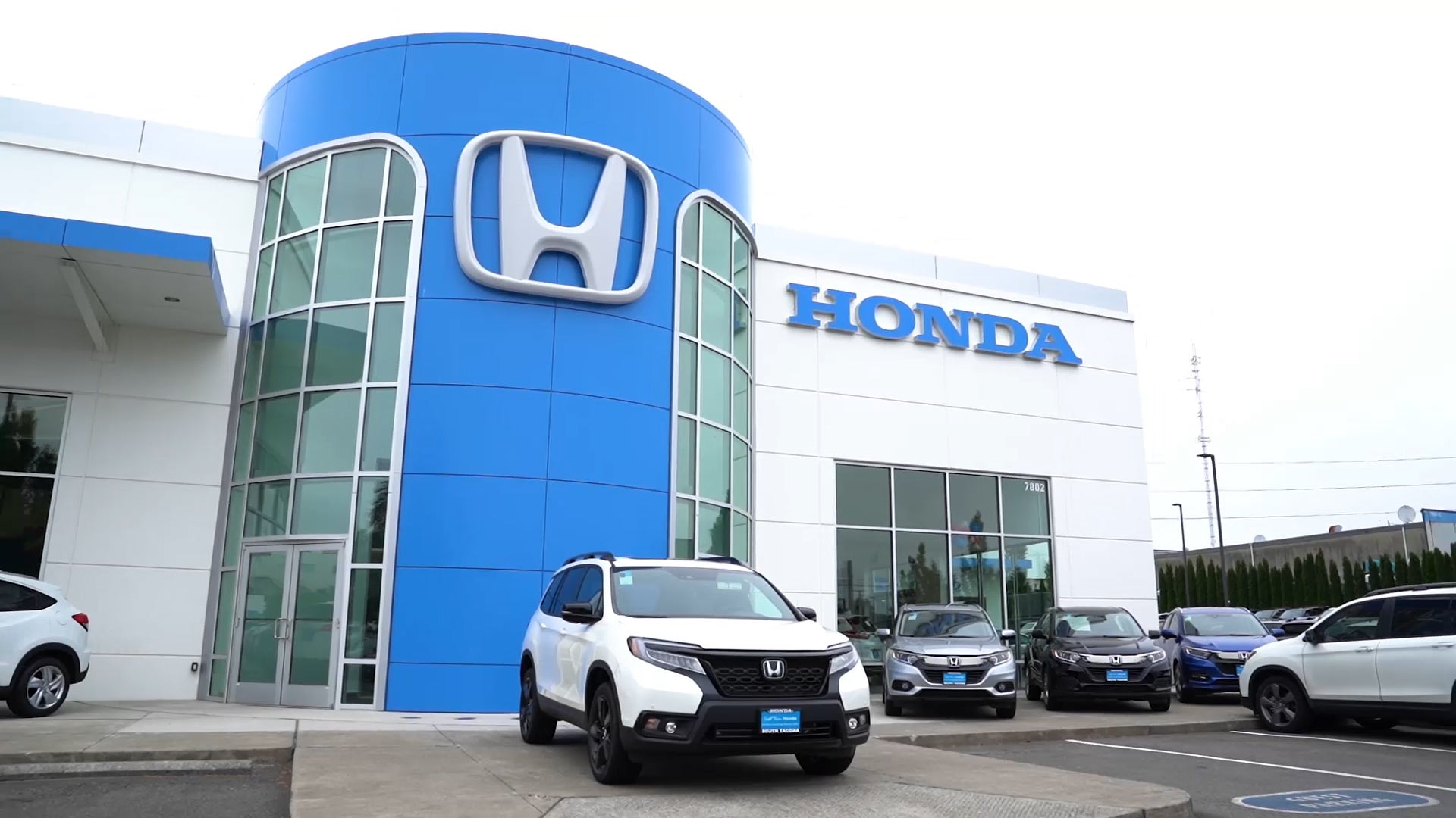 Honda Dealerships Near Me >> Honda Dealership Used Cars Tacoma Wa South Tacoma Honda